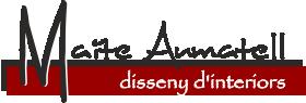 Logo Maite Aumatell